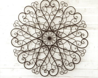 Large Metal Wall Decor, Metal Wall Art, Metal Art, Metal Wall Decor,
