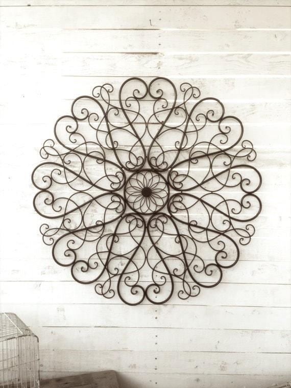 large metal wall decor metal wall art metal art metal wall. Black Bedroom Furniture Sets. Home Design Ideas