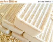 Black Friday Sale Six Bars of Handmade Goat's Milk Soap 6.5 oz each CHOICE OF FRAGRANCES Free Shipping