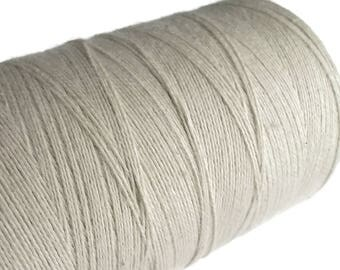 Natural Organic Cotton Cord 0.7mm - 10 meters / 32.8 ft  (CT20B)