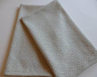 Handwoven Organic Cotton Dish Towel