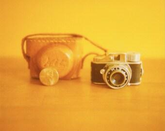 8 x 8 Polaroid print