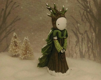 Lady of the Emerald Forest Limited Edition 6 of 25