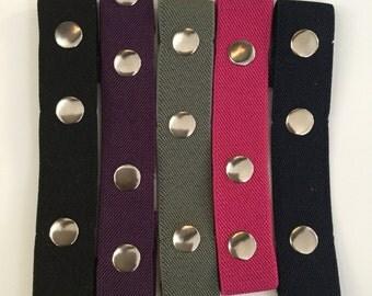 Elastic Toddler Belt - Elastic Belt - Kid Belt - Cinch Belt - You CHOOSE the Colour