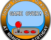 Reserved Listing For Shelby For Custom Video Game Party Items