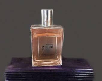Vintage Coty Amazing Grace Eau De Parfum, Philosophy, Vintage Fragrance, Women's Perfume, Bath and Beauty, Cosmetics, Coty French Perfume