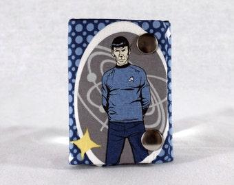 Star Trek Spok 3 Fold Chain Wallet