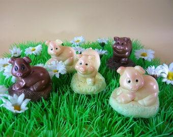 Chocolate Piglets