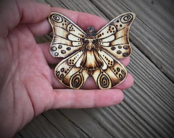 Fairy Lapel Pin 2 - One of a Kind