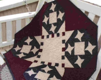 Celebrate Summer Table Topper Quilt Pattern