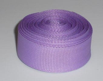 Dark Orchid 7/8 inch Solid Grosgrain Ribbon 10 yards