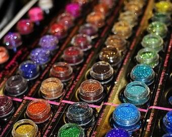 SALE Glitter Grab Bag | Glitter Sale | 5 Assorted Colors Cosmetic Glitters | Festival - Rave - Gypsy - Gypset