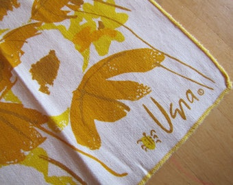 Vintage Vera Cloth Napkins - Set of 2