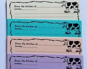 Recipe Cards, 36, 3 x 5, Cow Recipe Cards, Recipe Card Set, Kitchen Shower, Bride To Be, For The Kitchen, Teacher Gift, Hostess Gift,