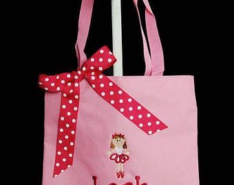 Dance Bag, Personalized Bag, Girls Dance Bag, Customized, Custom Dance Bag, Girl's Dance Bag, Personalized Dance Bag, Choose your Dancer
