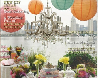 MINGLE Creative Ideas for Uniqoe Gatherings Magazine AUTUMN 2012