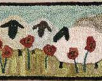 Sunday Social Punchneedle Embroidery, Threads That Bind, #TTB624
