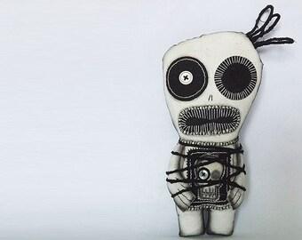 Voodoo Doll Scary Horror Doll Voodoo Art Creepy Doll Monster