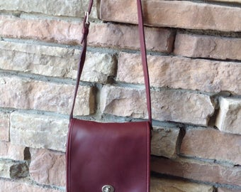 Vintage Coach Companion Bag 9076