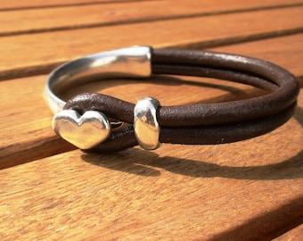 love bracelet, friendship bracelet, womens bracelets, silver bracelet, cuff bracelet, silver cuff, fashion jewelry, womens cuff bracelet