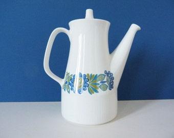 Figgjo Flint Cottee pot from Norway