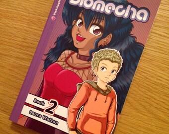 BOOK - Biomecha Book 2 - by Laura Watton (PinkAppleJam)