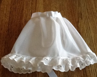 Handmade 24-26 in. Doll Apron