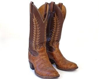 Gently Used Tony Lama Cowboy Boots