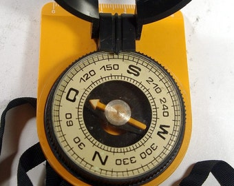 "Russian compass ""Azimuth"" for hiking travelling"
