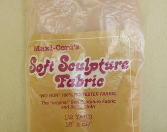 Maxi Cord Soft Sculpture Doll Fabric