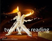 TWIN FLAME READING - Intuitive Love Psychic Medium - Email with Pdf