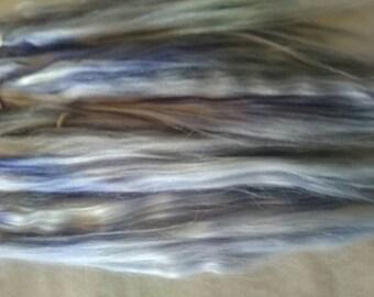 Doll Hair / BJD / MSD/ Minifee / Suri Alpaca / Combed Suri / Reroot /  Alpaca (5017)