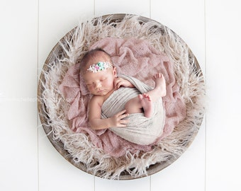 Studio Digital Backdrop - Bowl Pink