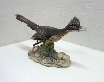 Vintage Roadrunner Figurine ANDREA BY SADEK Made In Japan