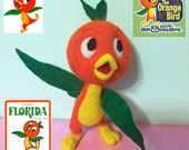 CUSTOM ORDER REQUEST for Beth / Orange Bird
