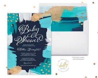 Baby Shower Invitation Boy, Baby Shower Invites, Baby Shower Invitations For Boys, Baby Shower Invitation Printable, Baby Shower Invite