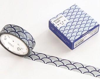 1 Rolls Japanese Washi Tape Masking Tape decoration Tape