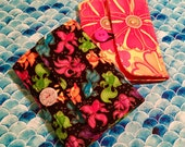 Two Custom Notebook Covers