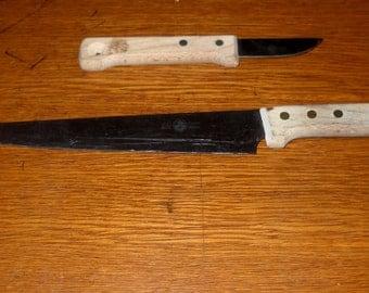 Vintage Knives (2) - ICEL - Benedita - Inox - Portugal - Used