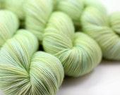 hand dyed sock yarn - CABANA - Sojourn Sock Yarn - Superwash Merino & Nylon
