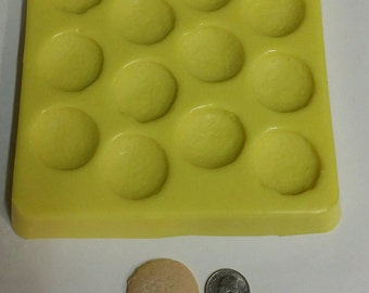 Vanilla Wafers Soap & Candle Mold