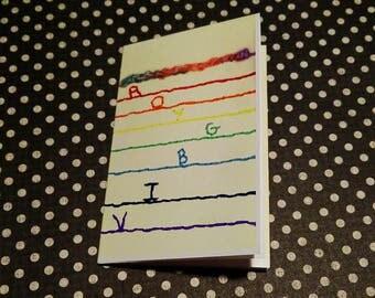 Rainbow Minizine