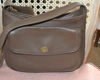 ON SALE Coach Bag~ Bonnie Cashin Bag~Coach Cross Body ~Taft Bag~ Shopper~ Book Bag~ Organizer Satchel