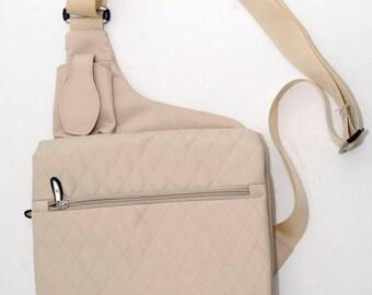 Vintage  Travelon Organizer, Travelon Purse, Crossover Bag