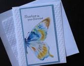 Sympathy Card - Sharing in your Sorrow