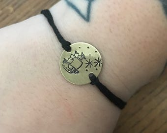 Disney // Peter Pan // Second Star To The Right // bracelet