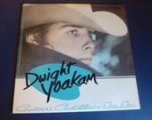 Dwight Yoakam Guitars Cadillacs Etc. Etc. Vinyl Record 1-25372 Reprise Records 1986
