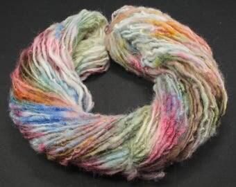 Handspun yarn from my East Frisean milk sheep - 4.5 oz, 108 yards