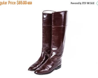 20%Off 1980's style J.Crew Riding Boot Women's Size 7