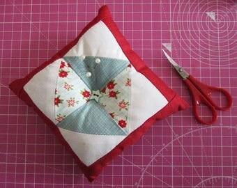 Patchwork Pincushion Kit